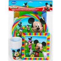Mickey Mouse Disney party pack - InfoGeek