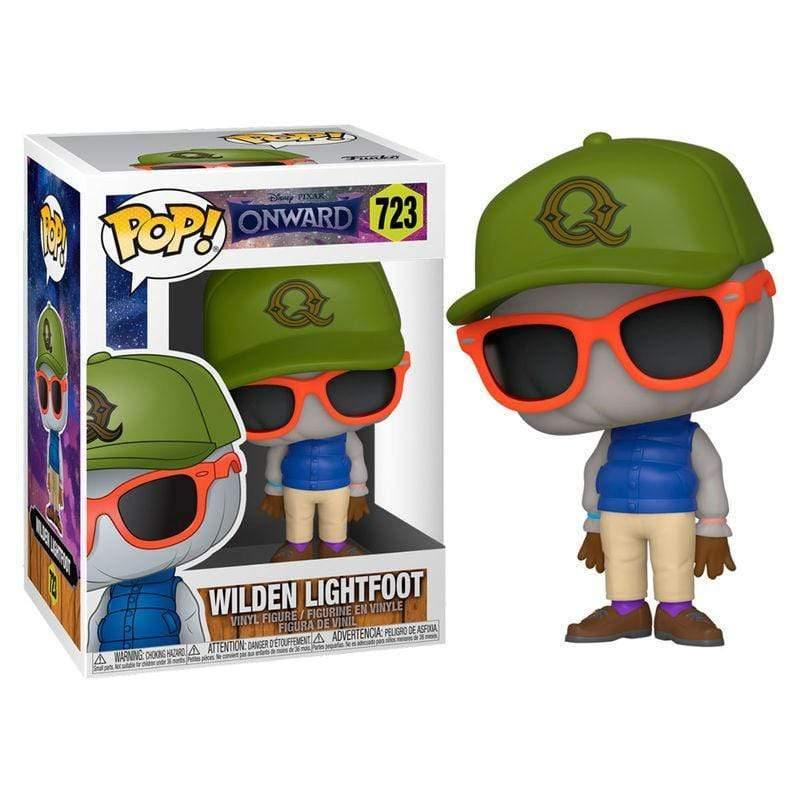 Infogeek DISNEY|ONWARD POP figure Disney Onward Dad