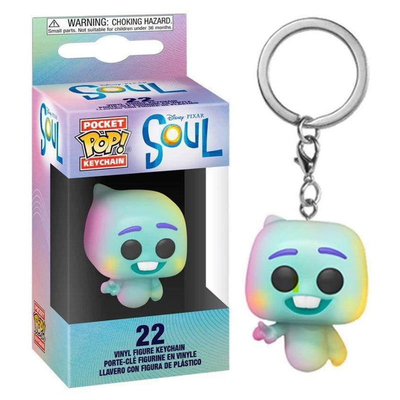 Pocket POP keychain Disney Pixar Soul - InfoGeek