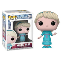 POP figure Disney Frozen 2 Young Elsa - InfoGeek