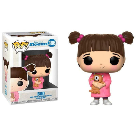 POP figure Disney Monsters Inc. Boo - InfoGeek