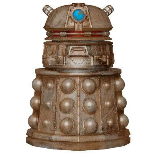 POP figure Doctor Who Reconnaissance Dalek - InfoGeek