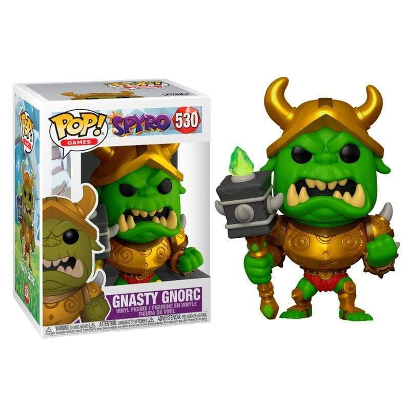 POP figure Spyro Gnasty Gnorc - InfoGeek