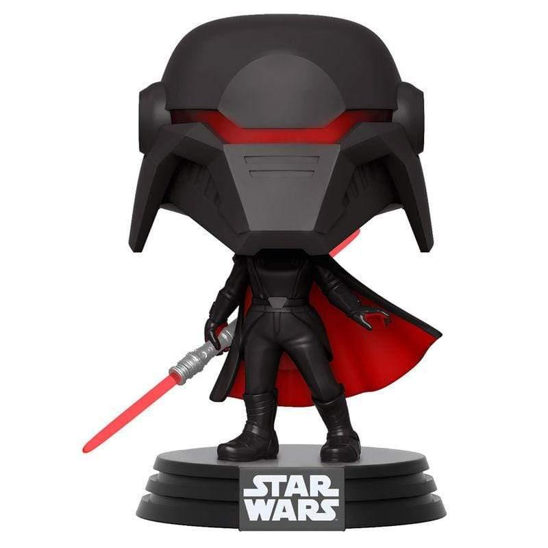POP figure Star Wars Jedi Fallen Order Inquisitor - InfoGeek