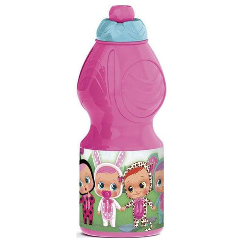 Cry Babies sport bottle - InfoGeek