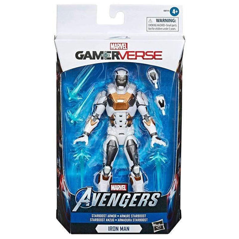 Infogeek GAMES & TOYS|HASBRO Marvel Avengers Iron Man Gameverse Legends Esxclusive figure 15cm