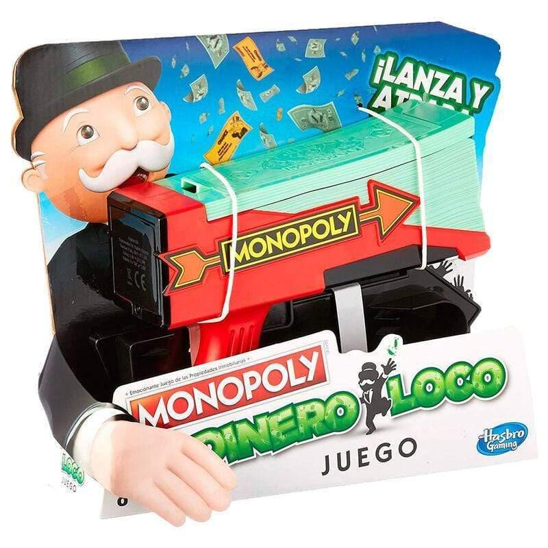 Infogeek GAMES & TOYS|MONOPOLY Monopoly Crazy Money
