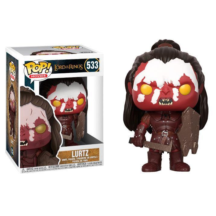 POP figure Lord of the Rings Lurtz