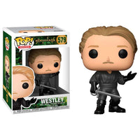 POP figure The Princess Bride Westley - InfoGeek