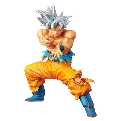 Dragon Ball Super The Super Warriors Special Instinct Goku figure 18cm