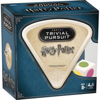 Trivial Pursuit Bite Harry Potter Spanish - InfoGeek