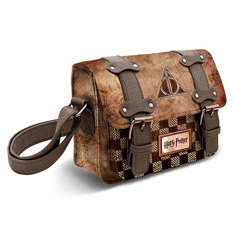 Harry Potter Deathly Hallows satchel bag