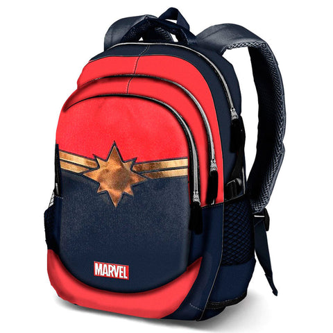 Marvel Captain Marvel backpack 44cm