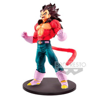 Dragon Ball GT Blood of Saiyans Super Saiyan Vegeta Metallic Hair Color figure 20cm - InfoGeek
