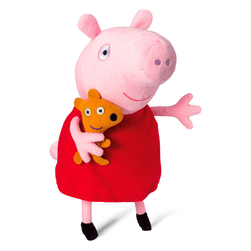 Peppa Pig plush toy with voice 31cm