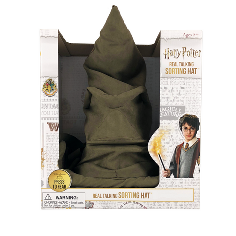Spanish Harry Potter Sorting Hat