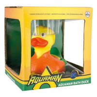 DC Comics Aquaman rubber duck - InfoGeek