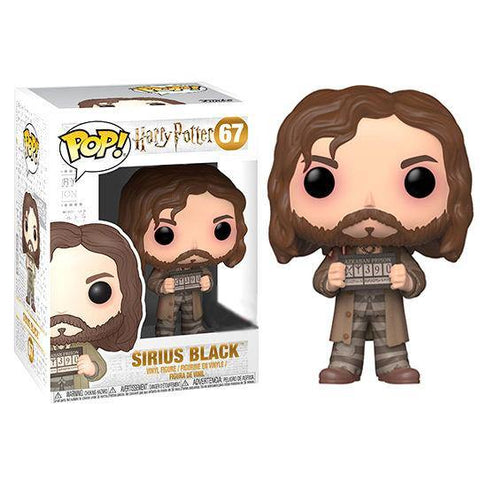 POP figure Harry Potter Sirius Black Exclusive