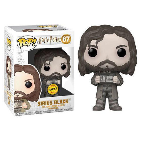 POP figure Harry Potter Sirius Black Exclusive Chase