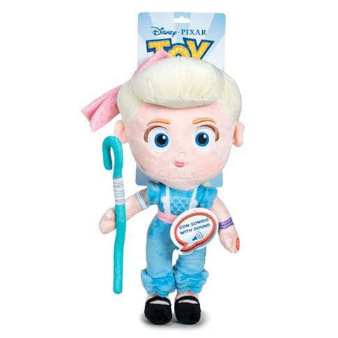 Disney Pixar Toy Story 4 Bo Peep plush toy 30cm with spanish sound