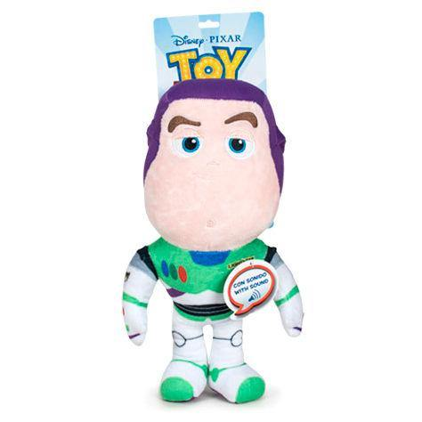 Toy Story 4 Buzz Lightyear plush toy 30cm spanish sound