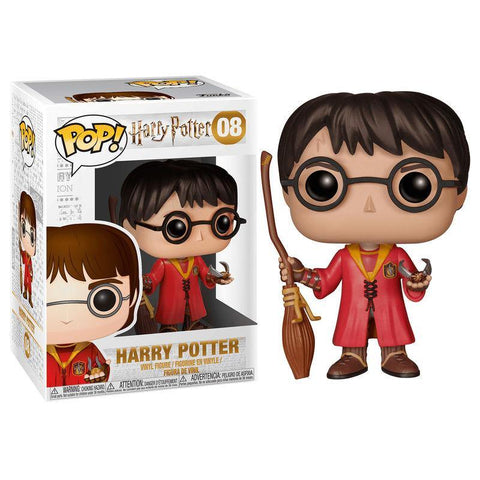 POP Harry Potter Quidditch