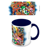 Nintendo Super Mario World mug - InfoGeek
