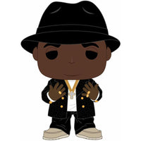 POP figure Biggie Notorious B.I.G. - InfoGeek