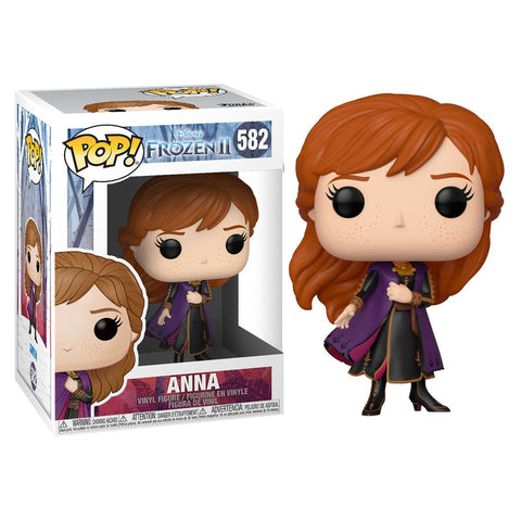 POP figure Disney Frozen 2 Anna