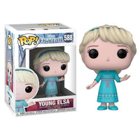 POP figure Disney Frozen 2 Young Elsa