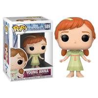 POP figure Disney Frozen 2 Young Anna - InfoGeek