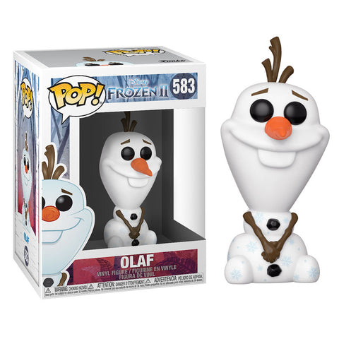 POP figure Disney Frozen 2 Olaf