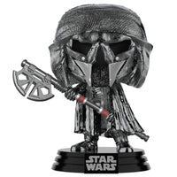 POP figure Star Wars Rise of Skywalker Knight of Ren Axe - InfoGeek
