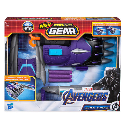 Marvel Avengers Black Panther Assembler Gear