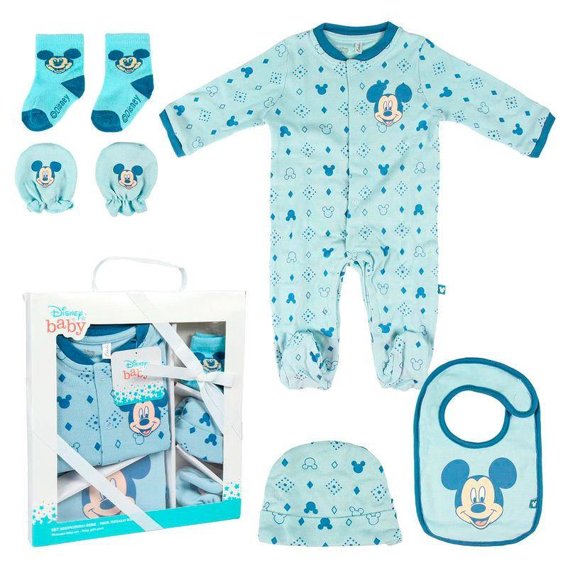 Disney Mickey welcome baby set