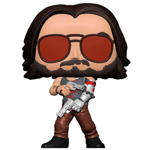 POP figure Cyberpunk 2077 Johnny Silverhand 2