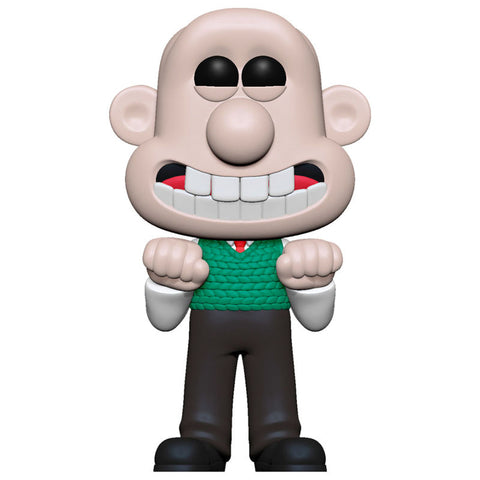 POP figure Wallace & Gromit Wallace