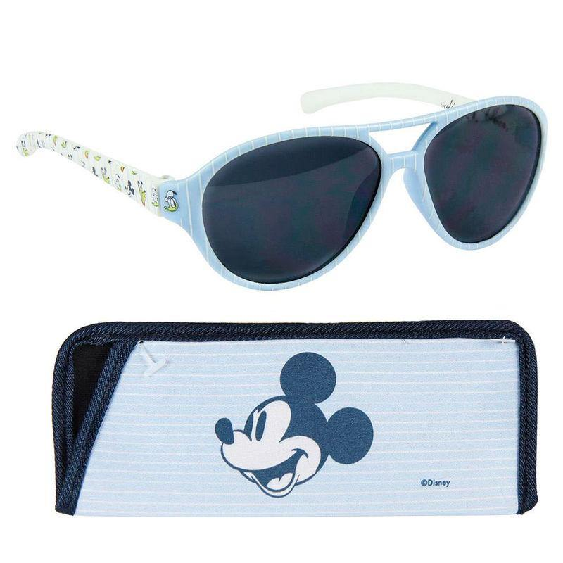 Disney Mickey sunglasses + case