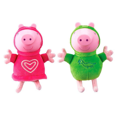 Peppa Pig assorted Glow plush toy 16cm