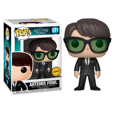 POP figure Disney Artemis Fowl Chase