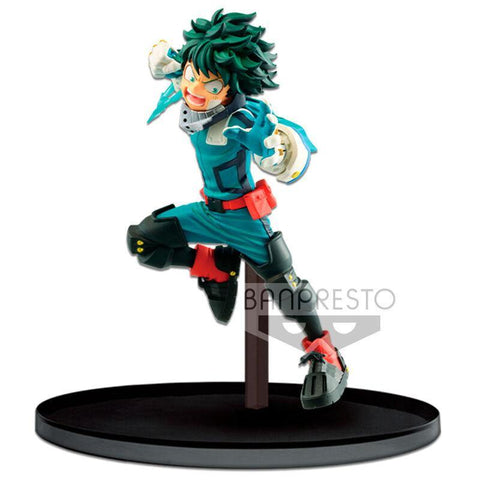 My Hero Academia The Movie Rising Deku figure 11cm