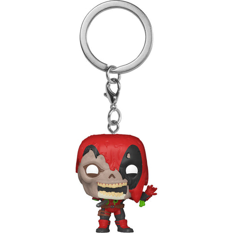 Pocket POP keychain Marvel Zombies Deadpool