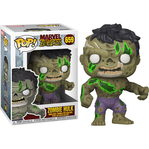 POP figure Marvel Zombies Hulk