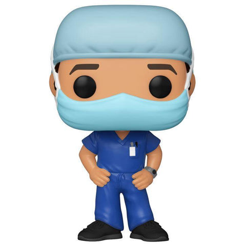 POP figure Front Line Worker Male 1