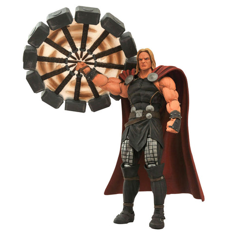 Marvel Mighty Thor articulated figure 20cm