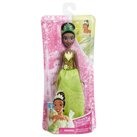 Disney Royal Shimmer Tiana doll