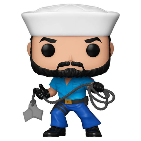 POP figure GI Joe Shipwreck