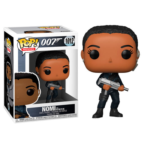 POP figure James Bond Nomi No Time to Die