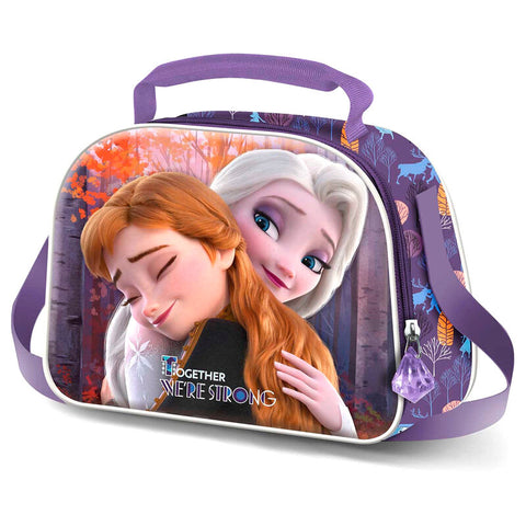 Disney Frozen 2 3D lunch bag