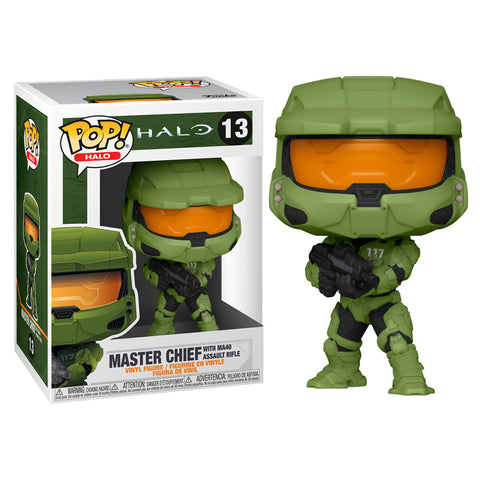 POP figure Halo Infinite Master Chief